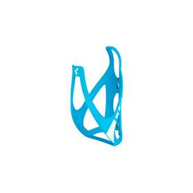 Cube HPP Flaskeholder blå/hvid